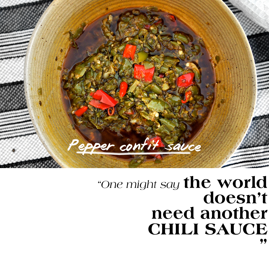 pepper sauce features header