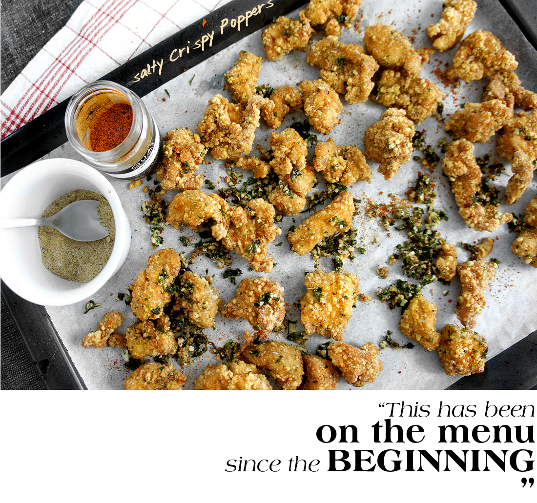 Salt-crispy chicken featured header