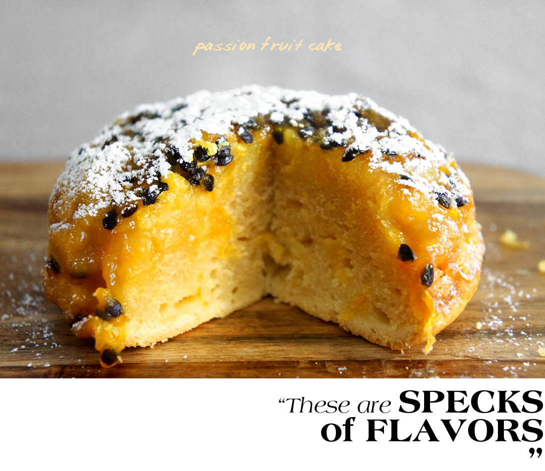 passion fruit cake featured header