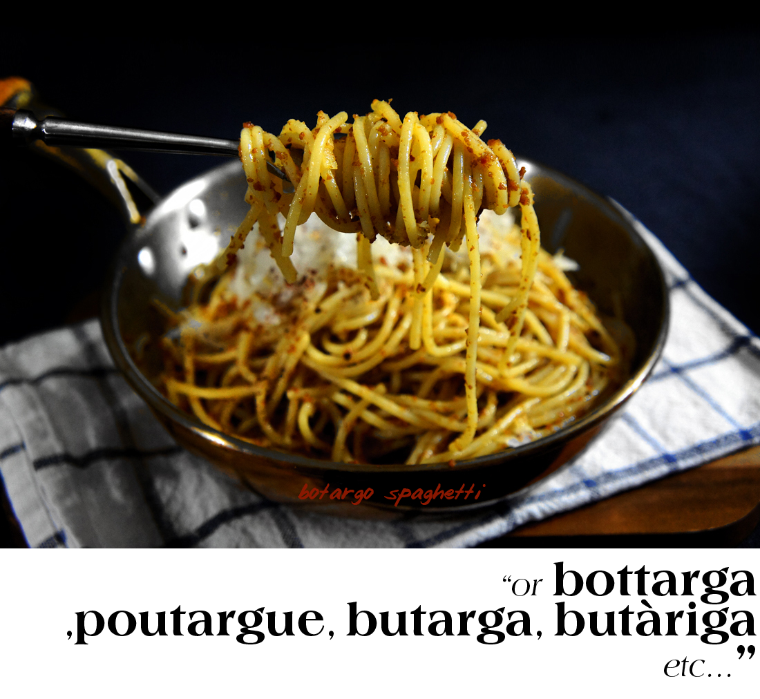 botargo spaghetti featured header
