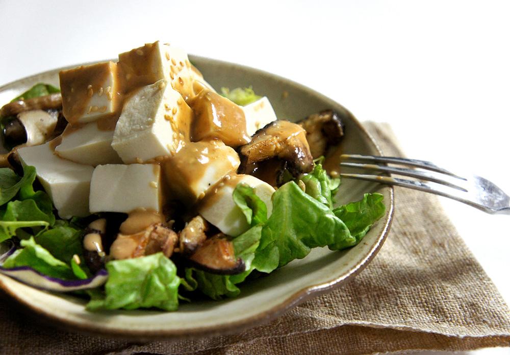 tofu-mushroom-salad-(23)