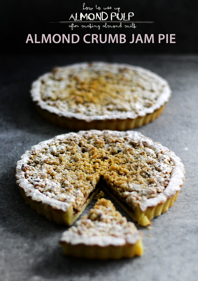 almond byproduct tart – Lady and Pups – an angry food blog