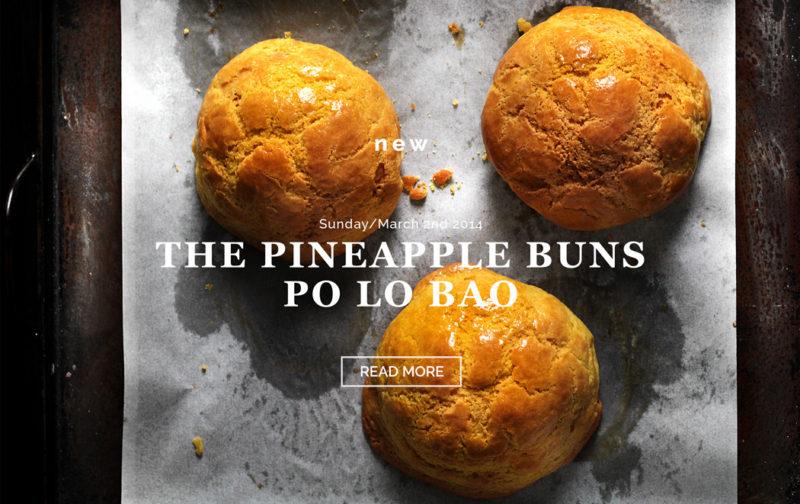 THE PINEAPPLE BUNS PO LO BAO