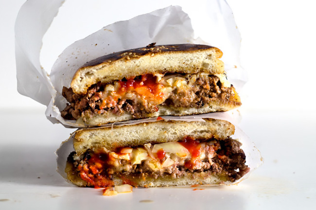what is chopped cheese