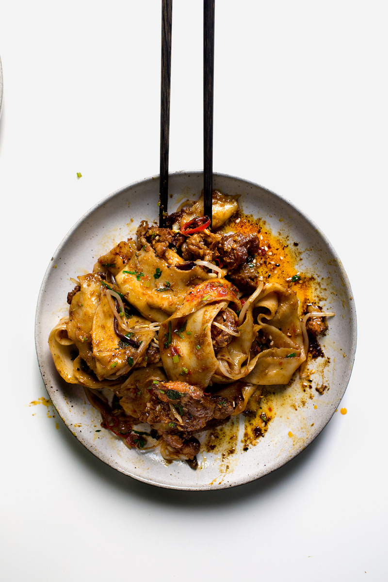 My xian famous spicy cumin lamb hand smashed noodles lady and cumin lamb noodle19 forumfinder Images