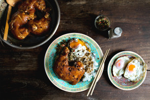 braised-chicken-leg-rice11