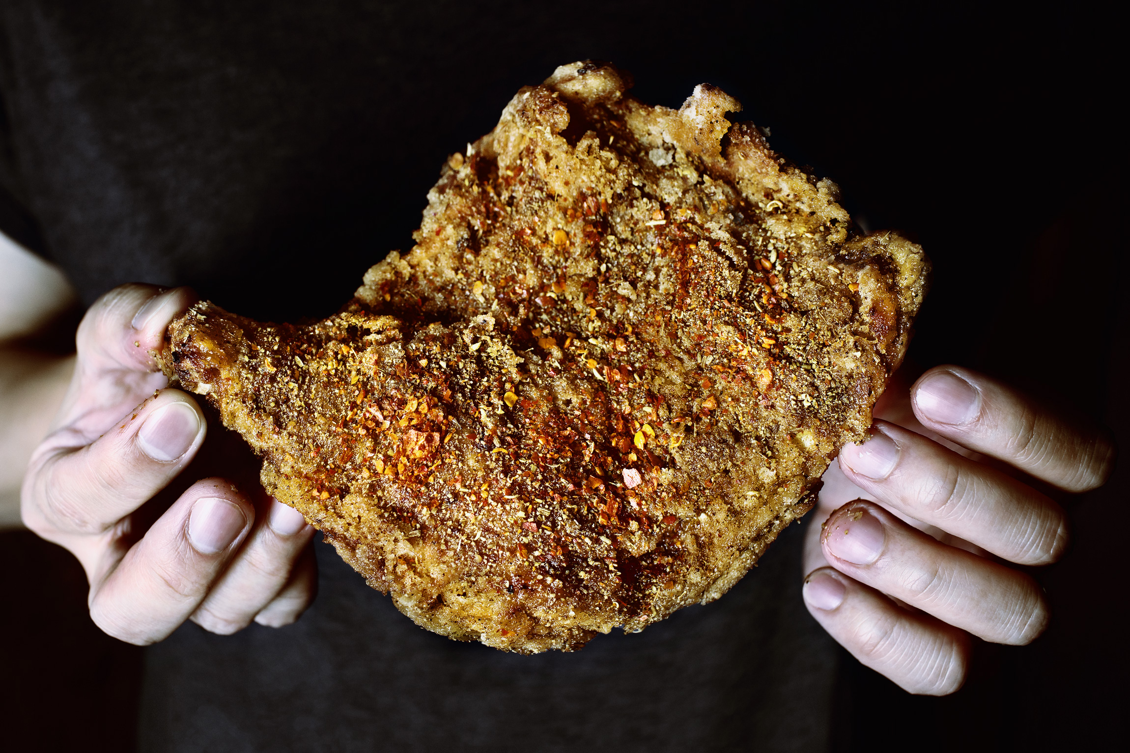THE PHYSICALLY AND FLAVOR-MASSIVE, BEIJING SUPERMARKET FRIED CHICKEN